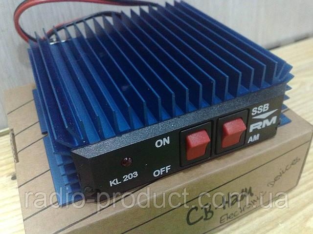 Усилитель для радиостанций, PRESIDENT RM KL-203