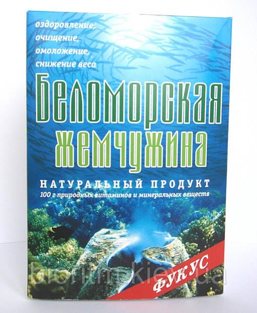 Фукус морські водорості