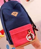 Рюкзак женский стильный для города учебы и прогулок