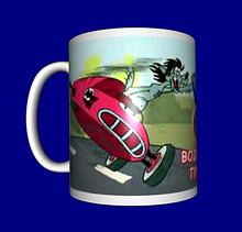 Кружка / чашка водитель-профи