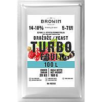 Biowin дрожжи TurboFruit для фруктов и ягод на 100 л (бесплатная доставка с ЕС)