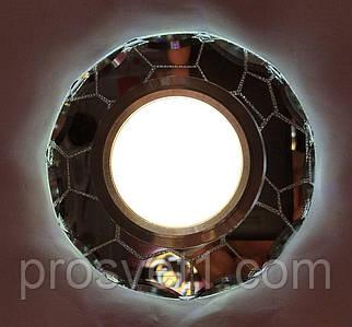 Світильник точковий софіт (LED T350 WT Ргосвет)