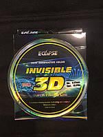 Леска Eclipse INVISIBLE 3D 100m 0.32