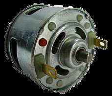 Двигатель аккумуляторного шуруповерта 24В d44 вал 4 мм, фото 3