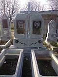 Виготовлення надмогильних пам'ятників Луцьк, фото 4