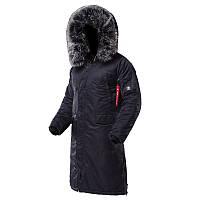 Зимняя мужская куртка аляска Airboss Shuttle 171000143221 (темно-серая), фото 1