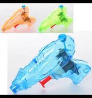 Водяной пистолет MR 0278 (360шт) размер маленький, 9 см, 3 цвета, в кульке, 6,5-9-2,5 см