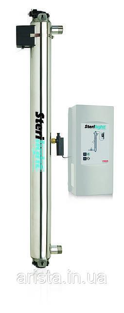 Промышленная ультрафиолетовая установка S-80  18,0м3/час (R-Can (Viqua), Канада