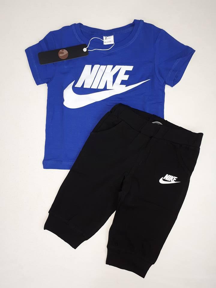 Летний комплект  Nike ( реплика) на мальчиков от  92 см и до 110 см