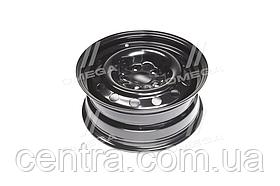 Диск колесный 16х6,5 5х112 ET37 DIA 66,6 черн. (в упак.)  DK 1064050