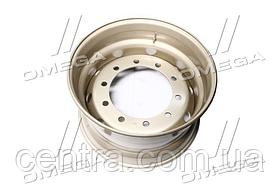 Диск колесный 22,5х11,75 10х335 ET 0 DIA281(прицеп) барабан. торм. GOLD  117667-G