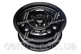 Диск колесный 16х6,5 5х114,3 ET45 DIA 60,1 (в упак.) черный  DK 1122180
