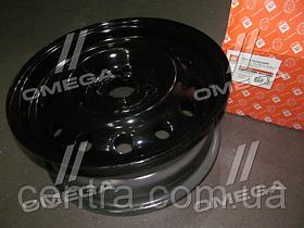 Диск колесный 14x5,5 4x100 ET35 DiA 57,1 (в упак.) черный  DK 219.3101015