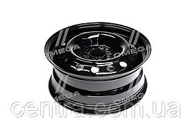 Диск колесный 16х6,5J 5x114,3 Et 46 DIA 67,1 MITSUBISHI LANCER черный  232.3101015-04