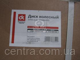 Диск колесный 13Н2х5,0J ВАЗ 2108 Standard  2108-3101015-03