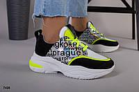 Кросівки на масивній підошві, 39 розмір, фото 1