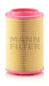 Фильтр салона (пр-во MANN) CU1829