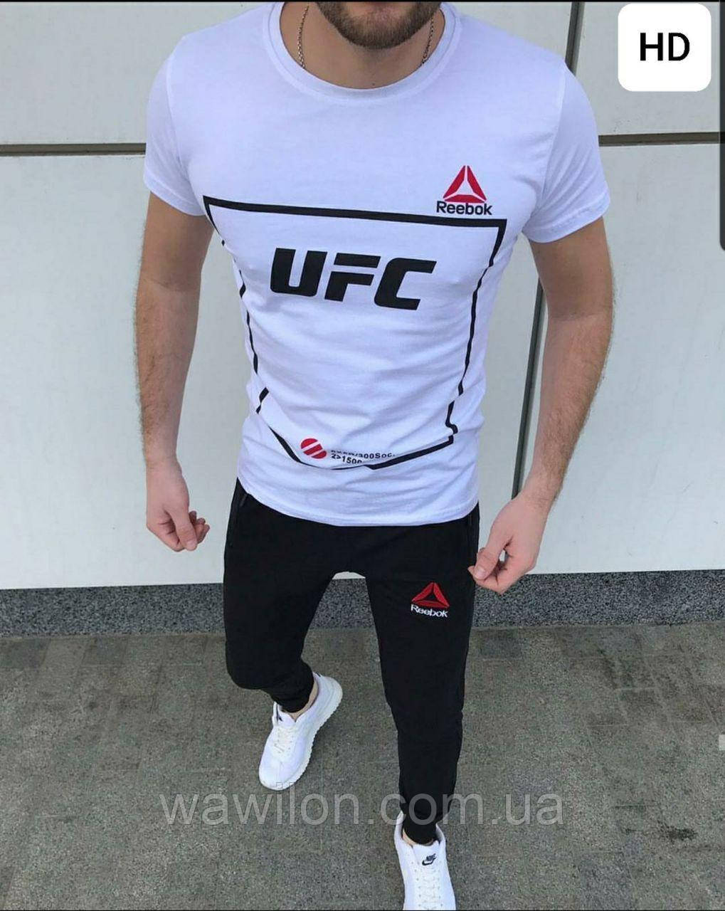 Спортивный костюм UFC reebok