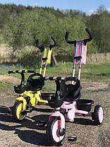 Детский велосипед трёхколёсный Nadle, фото 3