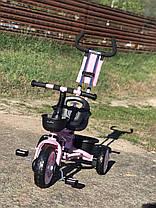 Детский велосипед трёхколёсный Nadle, фото 2