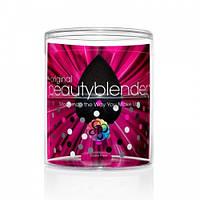Спонж Beautyblender из США Оригинал. Бьюти блендер. pro черный.
