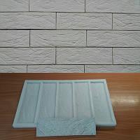 Силиконовая форма для плитки Византийский на 5 камней