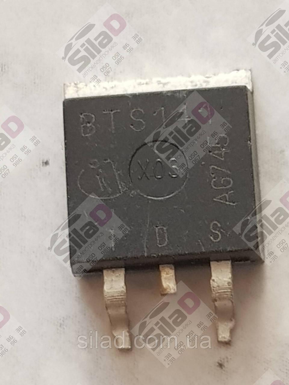 Транзистор BTS141 Infineon корпус TO263 (D2PAK)