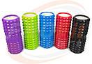 Массажный ролик Grid Roller 33 см v.1.2, фото 2