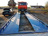 Весы автомобильные 14 м (40) 60 т для полуприцепов, еврофур ВА14-60, фото 7