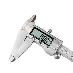 Штангенциркуль электронный 0-200 мм (металл)
