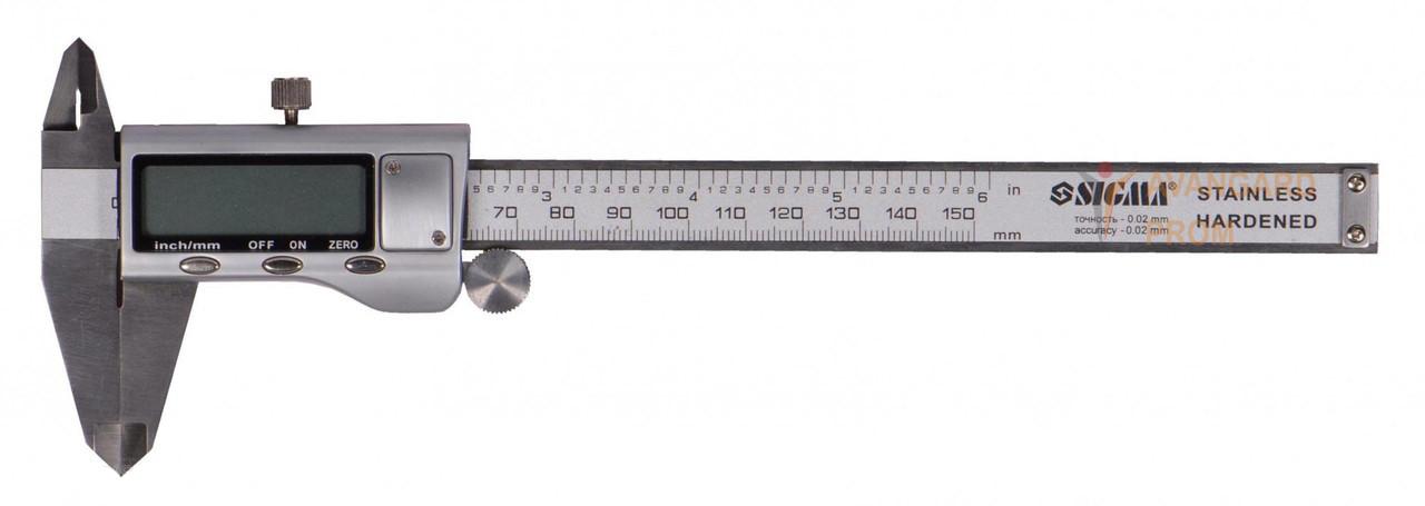 Штангенциркуль с электронным отсчетом 15-241 391110