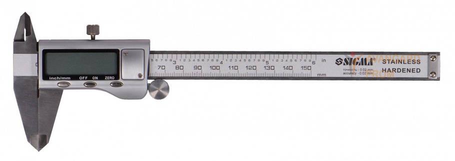 Штангенциркуль с электронным отсчетом 15-241 391110, фото 2
