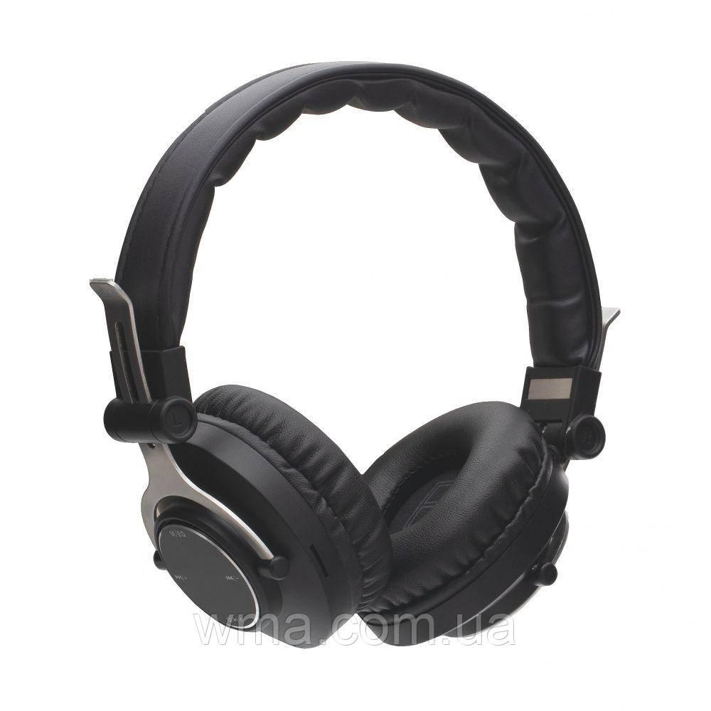Наушники беспроводные (Bluetooth гарнитура) Inkax HP-32 Цвет Чёрный
