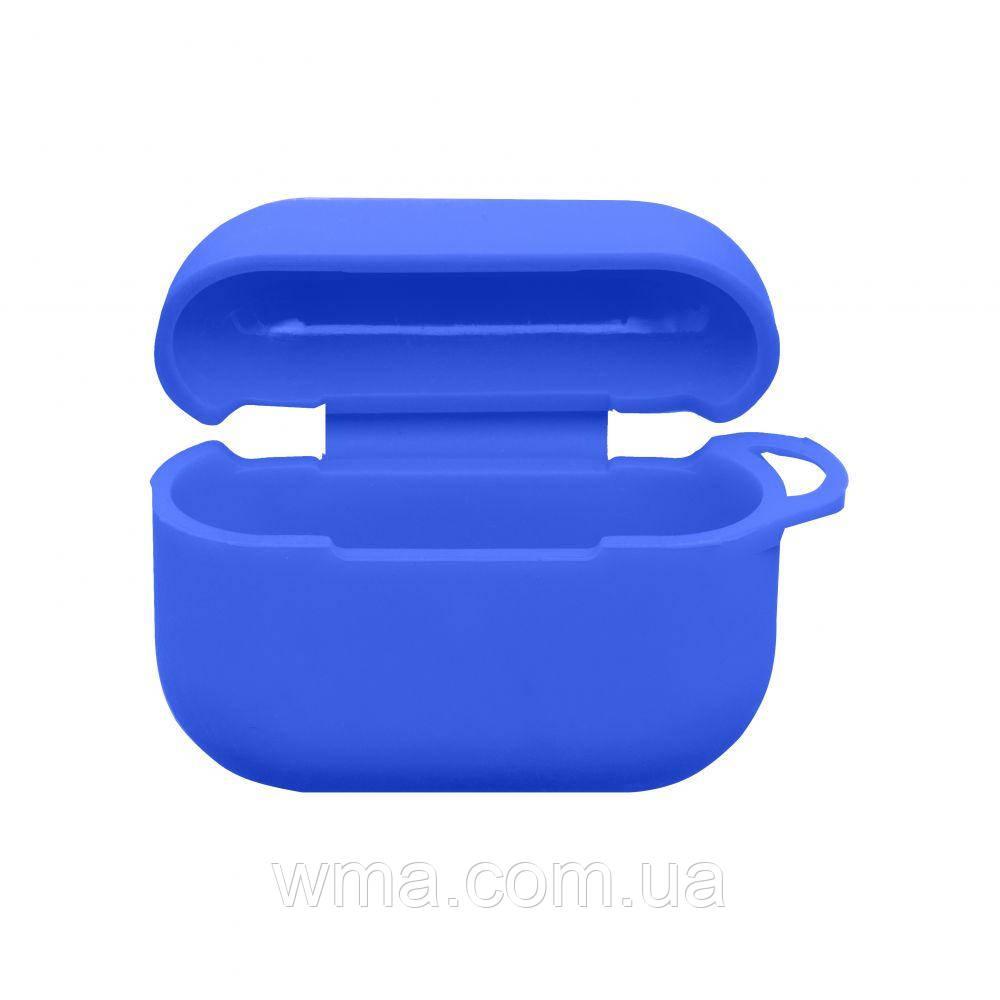 Чехол Для Наушников Airpod Pro Full Case Цвет Синий
