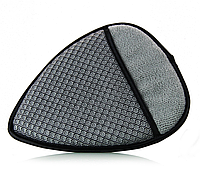 Микрофибровая варежка для мойки колёсных дисков и нанесения составов, фото 1