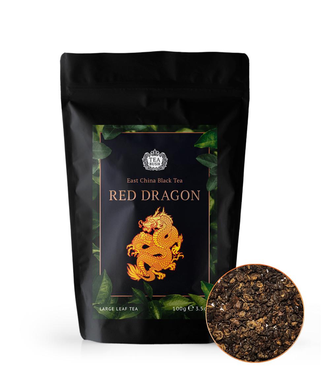"""Чай Китайский Красный дракон 100 грамм """"К2"""""""