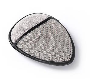 Микрофибровая варежка для мойки колёсных дисков и нанесения составов, фото 2