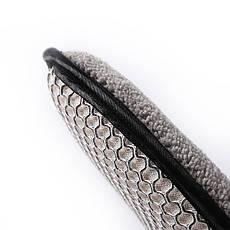Микрофибровая варежка для мойки колёсных дисков и нанесения составов, фото 3