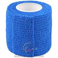 Бандаж синий 50 мм