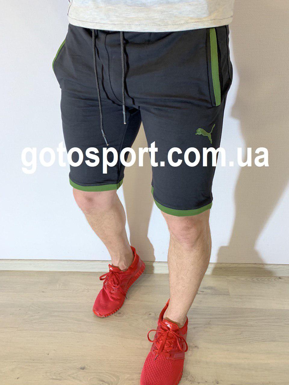 Спортивные мужские шорты Puma Uno