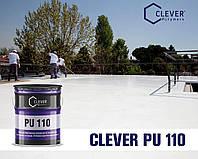 Поліуретанова гідроізоляція Clever PU Base 110 1К 25кг, фото 1