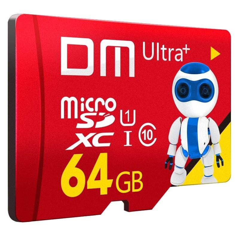 карта пам'яті 64 гб 10 клас micro sd флешка msd 64gb вигідна ціна