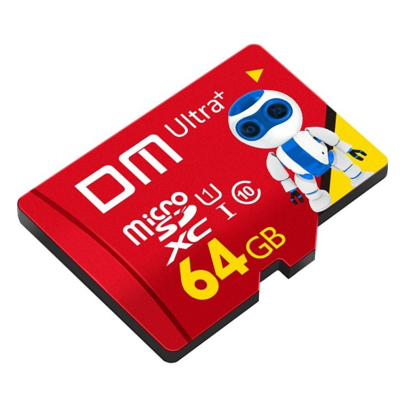 Micro SDXC 64GB - карта пам'яті мікро СД на 64 гб Class 10 USH-1 DM Ultra+
