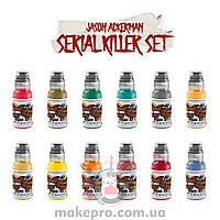 SET - 30 ml World Famous [Serial Killer]