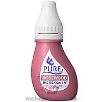 3 ml. Pure Rosewood Pigment Biotouch / Рожеве дерево [Придатний до 01.01.2021]