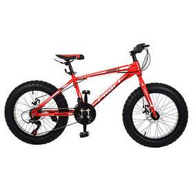 Велосипед FAT BIKE 26 Д. EB26POWER 1.0 S26.4 красный