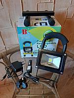 Светодиодный переносной прожектор со встроенным аккумулятором BAILONG BL-N01