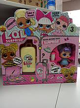 Кукла L.O.L игровой набор чемоданчик с косметикой
