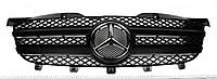 Решетка радиатора спринтер 906 / Mercedes Sprinter 209 - 518 с 2006 Оригинал 90688003859051 с звездой Mercedes-Benz Германия