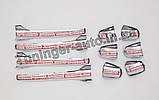 Хром накладки на ручки Toyota Prius 2009- Autoclover (B893), фото 10